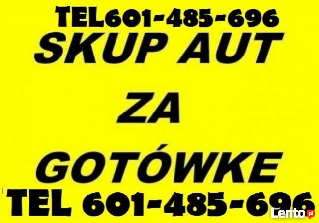 SKUP AUT PRUSZCZ GDAŃSKI,ROTMANKA tel.601485696