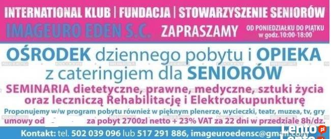 IEden Ośrodek Seniora