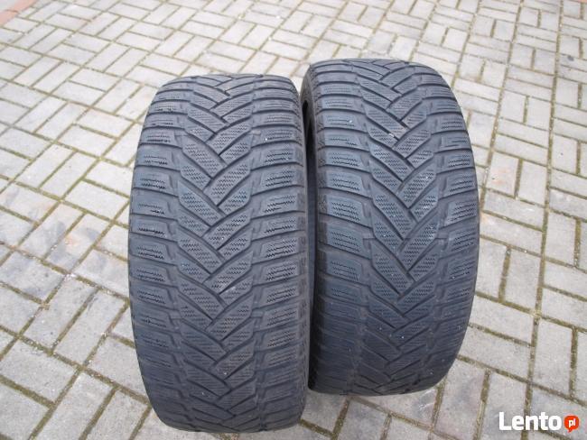 Opony zimowe 245/45/18 Dunlop (2 sztuki)