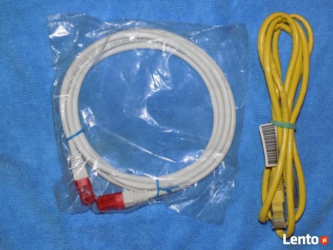 Kabel do INTERNETU - RUTERA z końcówkami, długość 1,5 metra