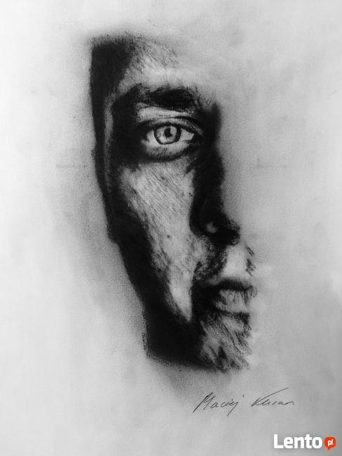 Portret, rysunek na zamówienie - TwojRysunek.pl