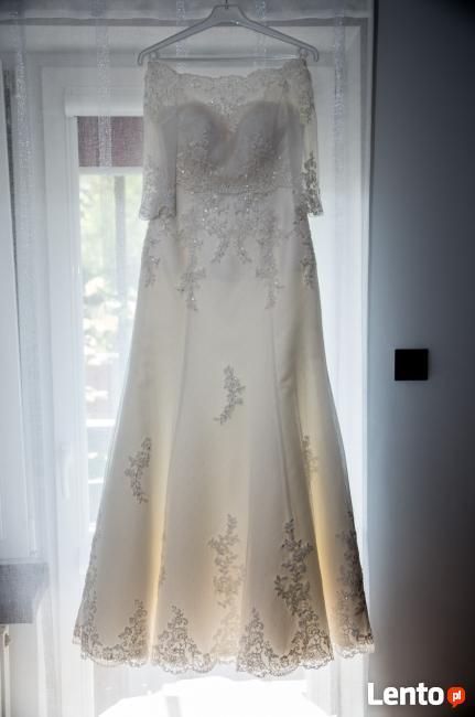 PILNIE sprzedam suknia ślubna