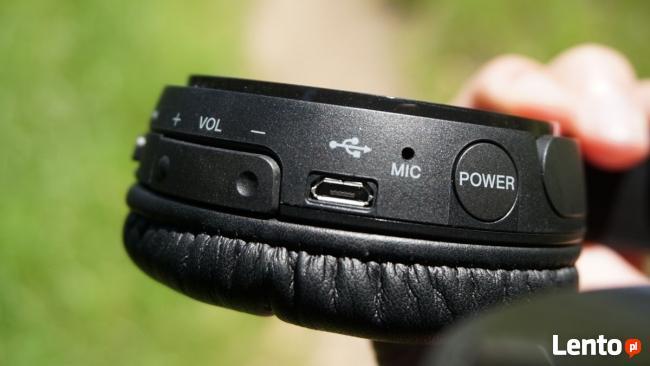 Słuchawki Bezprzewodowe SONY MDR-ZX330BT Bluetooth 90dni muz
