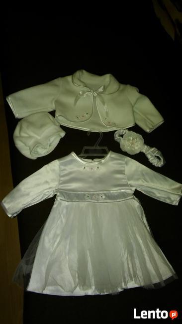 Sprzedam ubranko do chrztu