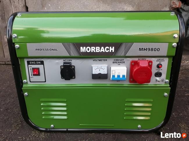 Agregat prądotwórczy Morbach mh 9800