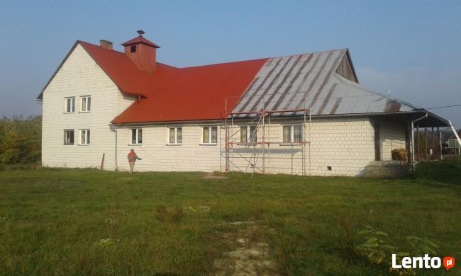 Malowanie i konserwacja dachów . Zapisy na 2018 r.