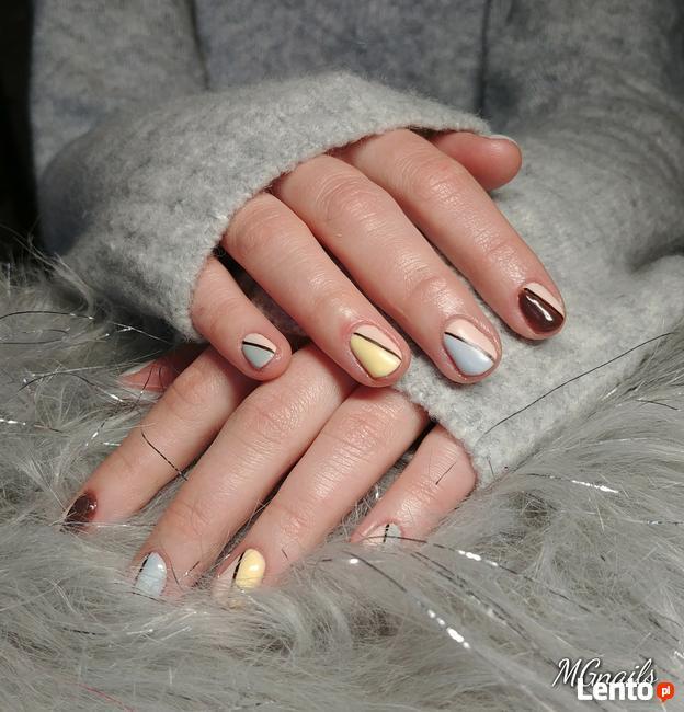 Manicure hybrydowy 45 zł