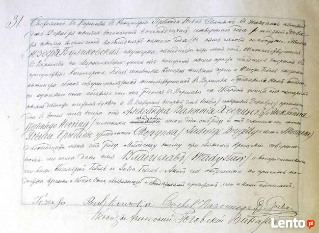 Tłumaczenie rękopisów ze starorosyjskiego