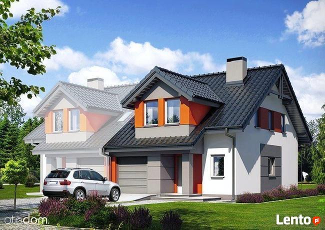 Nowy dom w Grębociach