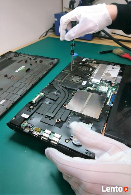Serwis laptopów Atium w Krakowie – naprawy laptopów i PC