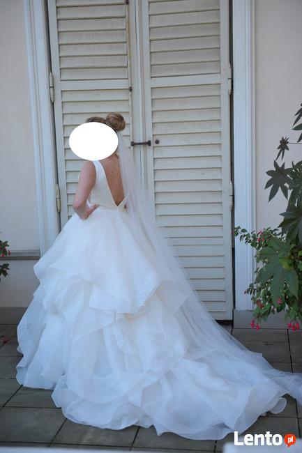 ea6285c525 Archiwalne Suknia ślubna Mori Lee 5577 Łomianki