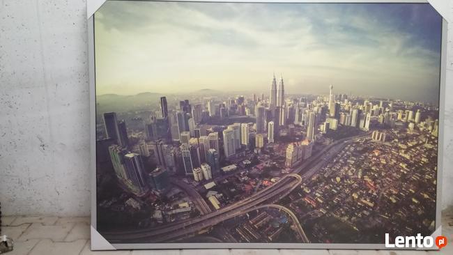 Obraz Ikea z ramą (nowy), metropolia 140x100cm. 129 zł