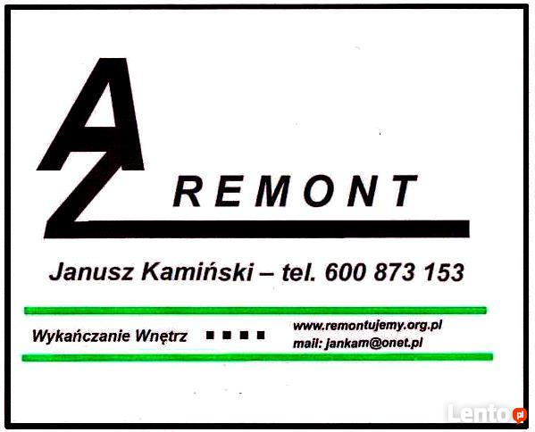 REMONT A-Z