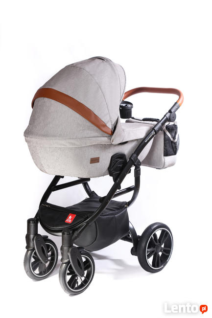 Wózek dziecięcy Grander Play Tutek 2w1//3w1//4w1