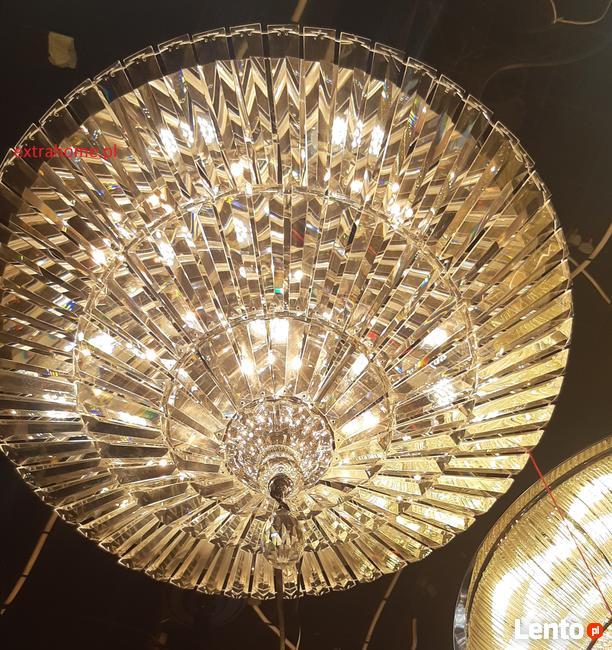 Kryształowy Plafon, kryształowy żyrandol 85cm