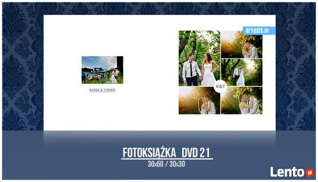 Foto książka DVD 21 zestaw projektów 30×30
