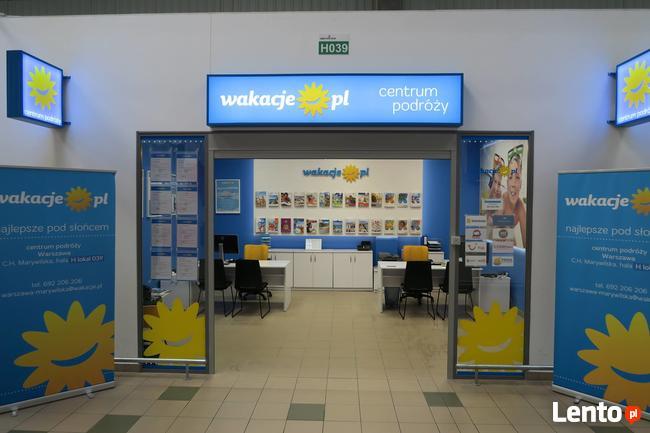 Biuro Wakacje.pl C.H. Marywilska