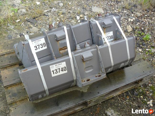 Łyżka skarpowa 85 cm do minikoparki koparki Volvo EC13 EC15