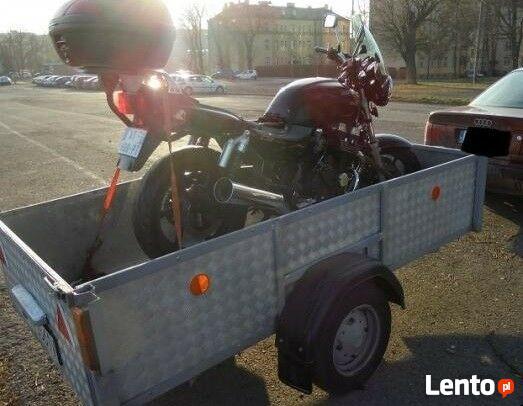 Transport ,przewóz motocykli, skuterów
