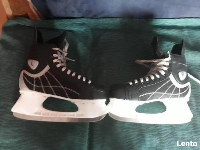 Łyzwy hokejowe (Nowe)