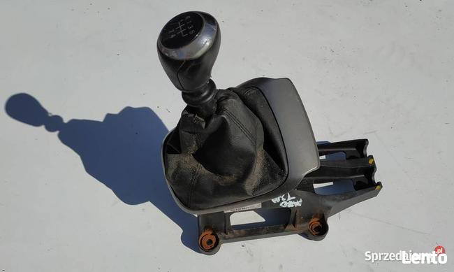 Gałka zmiany biegów mieszek kaseta Chevrolet Aveo T300 2013r