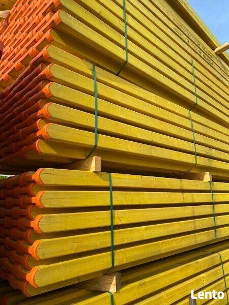 doki dźwigary H20 okute szalunki legary belki drewniane