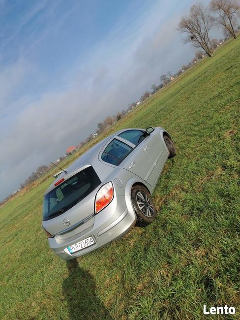 Sprzedam Opel Astra 1.6 automat