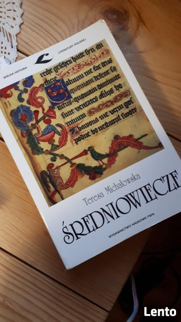 Średniowiecze-Teresa Michałowska