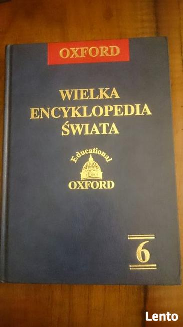 Wielka encyklopedia świata Oxford tom 6