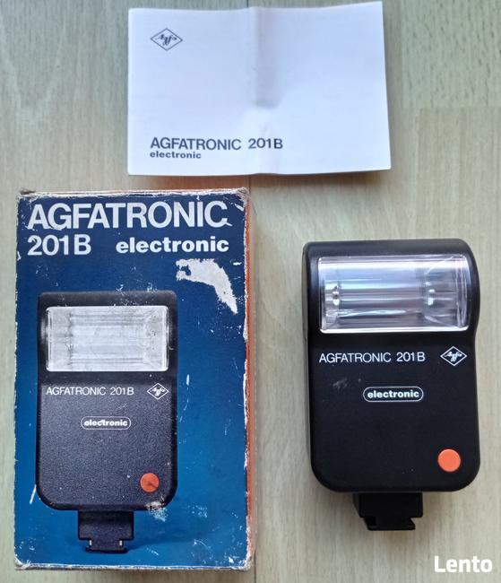 Lampa błyskowa Agfatronic 201B