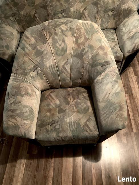 Sprzedam kanape+fotel
