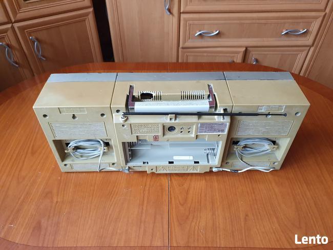 Radiomagnetofon SAMSUNG p-32s VINTAGE boombox mini wieża