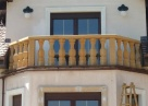 Piaskowiec -balustrady, architektura budowlana i ogrodowa