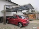 Wiata garażowa Aluminiowa MyPort 5,0x2,7,Carport,Wiata - 1