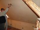 Docieplanie skosów poddaszy -domki, mieszkania -wdmuchiwanie - 2