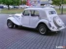 Zabytkowe Citroeny Samochody na Ślub Wesele - 3