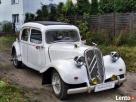 Zabytkowe Citroeny Samochody na Ślub Wesele - 6