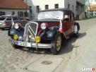 Zabytkowe Citroeny Samochody na Ślub Wesele - 7