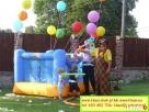 Skrzynia z balonami na wesele + animacje z klaunem Gaszowice