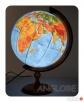 Globus 320 Polityczno - Fizyczny - 2w1! - Podświetlany - 1