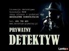 Detektyw Bolesławiec - bezpłatne konsultacje!