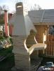 grill kominek ogrodowy fontanna kolumna betonowa - 5