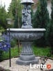 Kolumny betonowe filary podpory głowice doryckie - Turobin Turobin