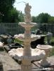 Kolumny betonowe filary podpory głowice doryckie - Turobin - 7