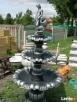 Kolumny betonowe filary podpory głowice doryckie - Turobin - 8