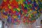 NAPELNIANIE BALONOW HELEM I POWIETRZEM SPRZEDAZ Balon WESELE - 1