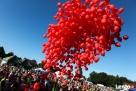 NAPELNIANIE BALONOW HELEM I POWIETRZEM SPRZEDAZ Balon WESELE - 3