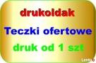 DRUK cyfrowy, offsetowy, wielkoformatowy WARSZAWA - 4