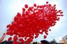 2014 balony z helem dekoracje balonowe hel Wrocław Balloon Wrocław