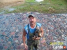 łupanie kamienia kamieniarstwo artystyczne budowlane kominek Pszczew